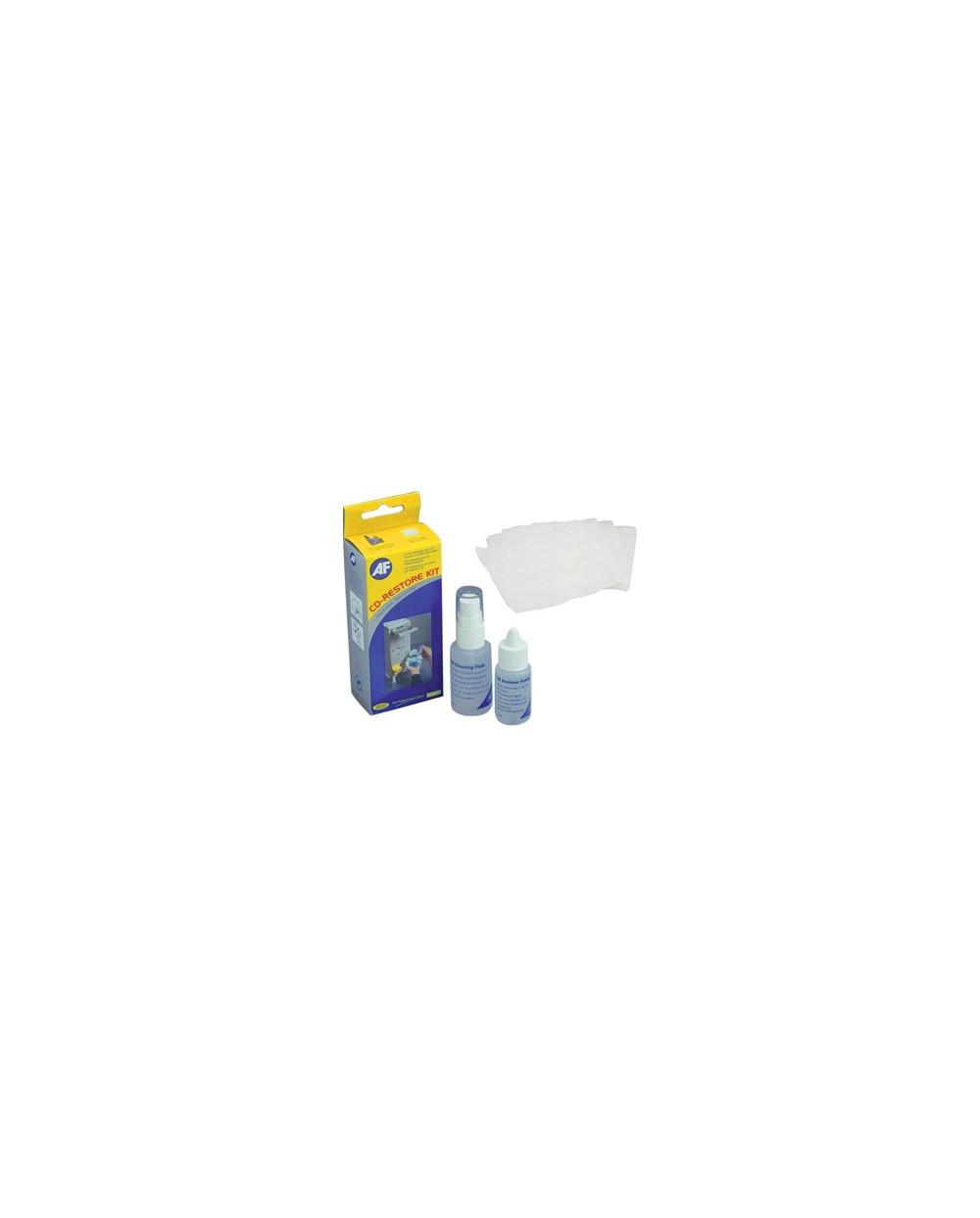 CD Restore Kit Комплект за почистване на CD