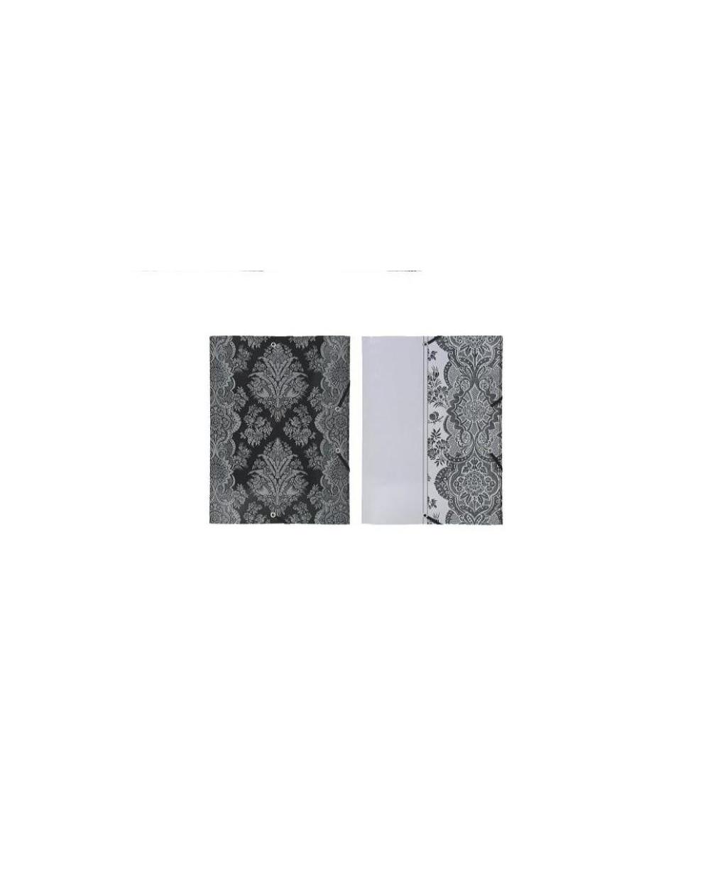 Папка с ластик Couture, A4 Exacompta