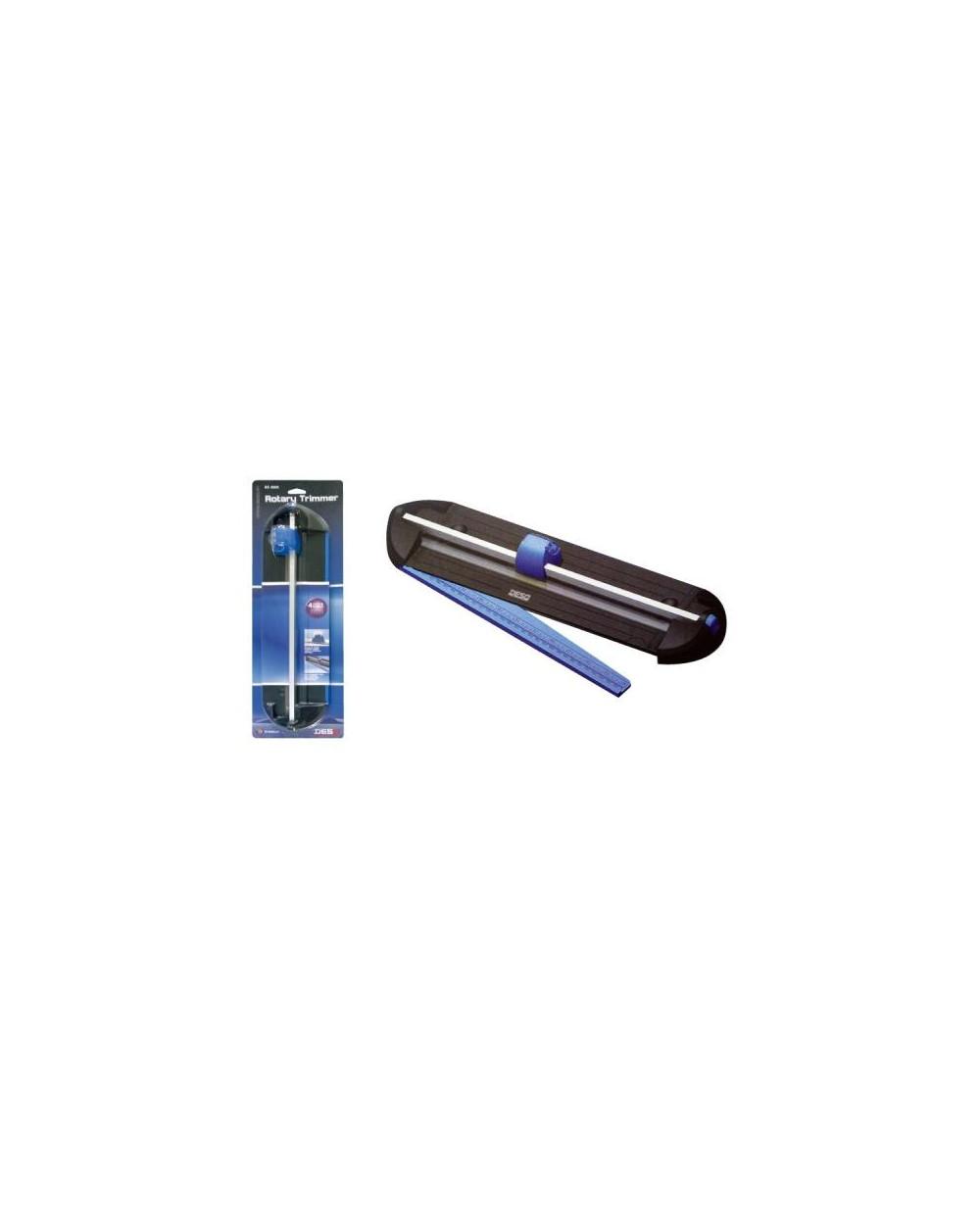 Тример DESQ A4, 310 мм, 5 л, 0.5 мм, с 4 реж. глави