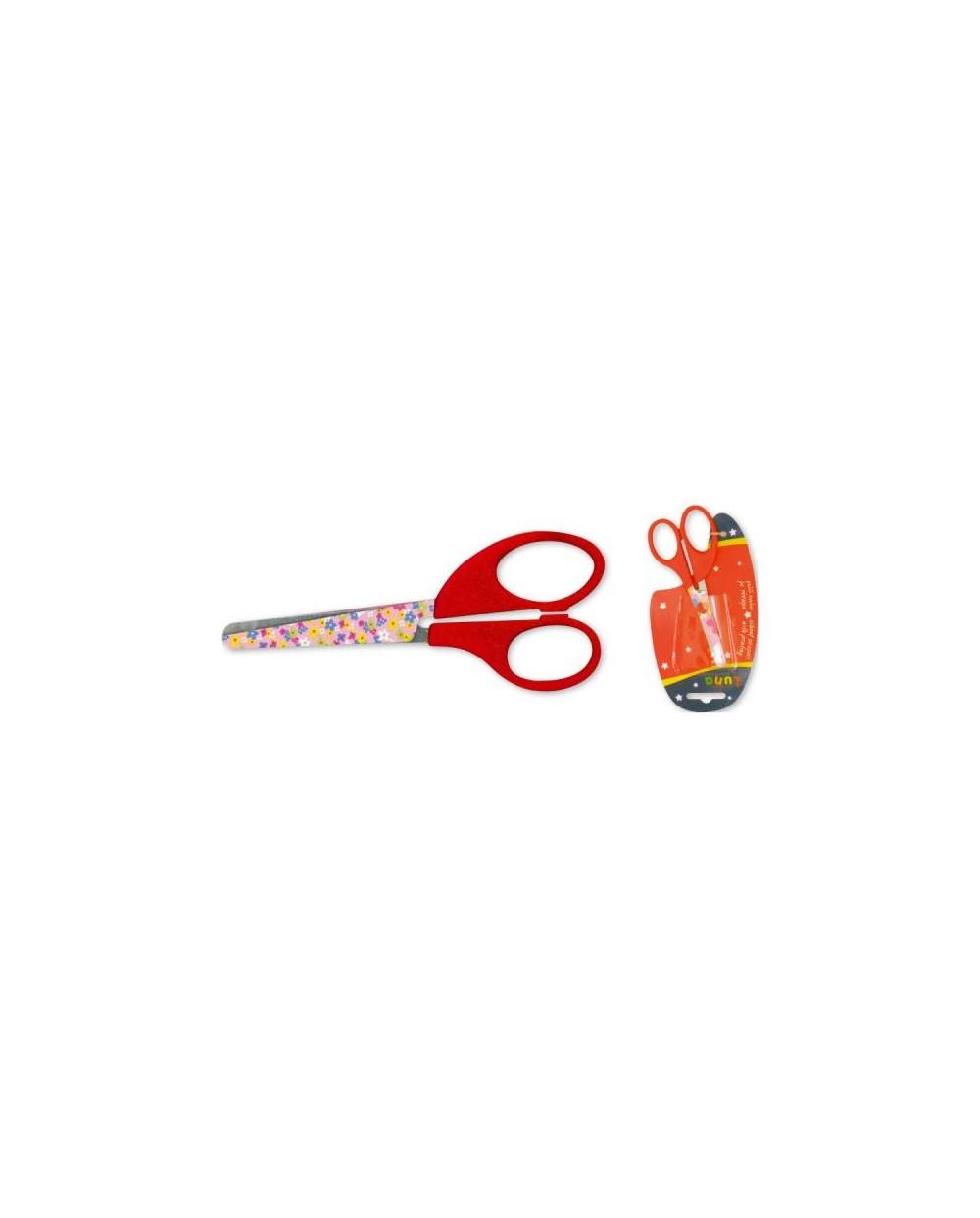Ножица с дизайни 13 см, блистер