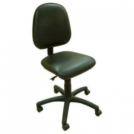 Офис стол SATURN ECO - черен