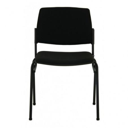 Посетителски стол Isit Black