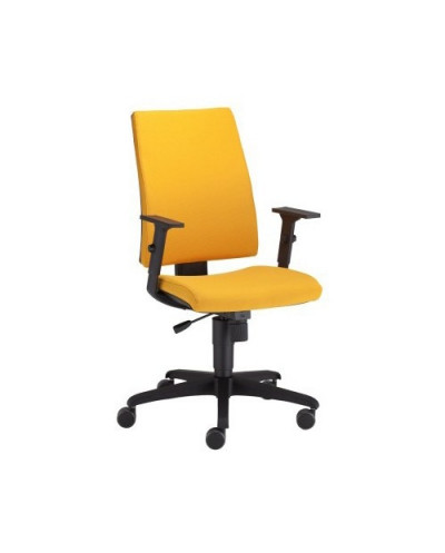 Офис стол Intrata O - 12 R20N, Оранжев