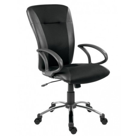 Офис стол Sonata - черен