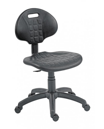 Офис стол 1290 PU NOR - Черен