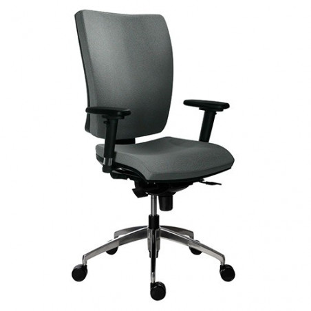 Офис стол 1580 SYN GALA ALU