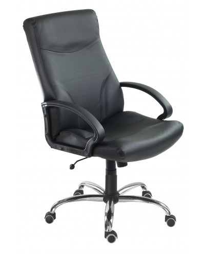 Офис стол Stilo CR, естествена кожа