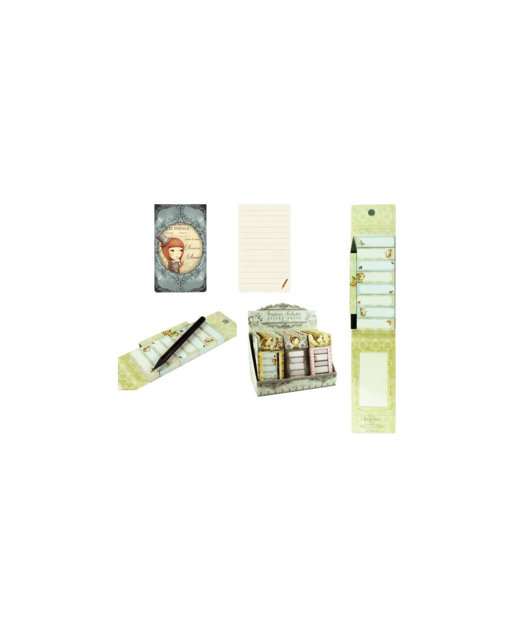Tефтерче джобно Sincerely, 48 л., ред, 12.5х7.5 см