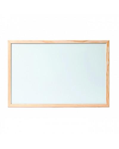 Бяла магнитна дъска Bi-Office, 60см x90см