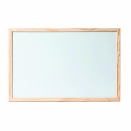 Бяла дъска Bi-Office, 90x120 см
