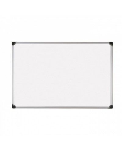 Бяла магнитна дъска Bi-Office, 90x120 см
