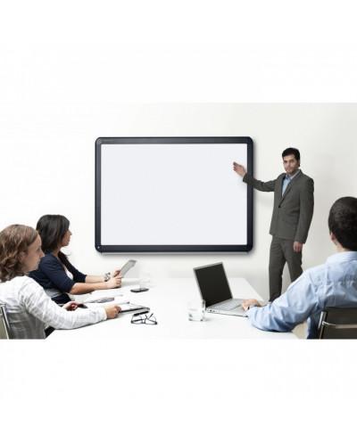 Бяла електронна дъска Bi-Office, 132х179 см
