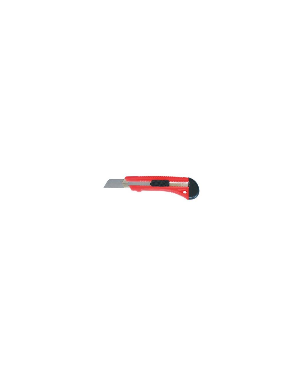 Нож макетен с метален водач MAS, острие 18 мм
