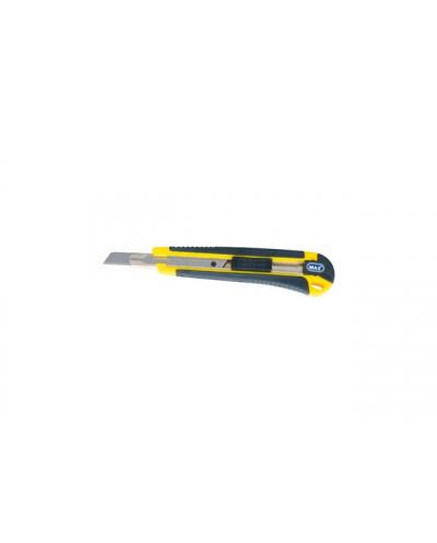 Нож макетен гумиран MAS, острие 18 мм