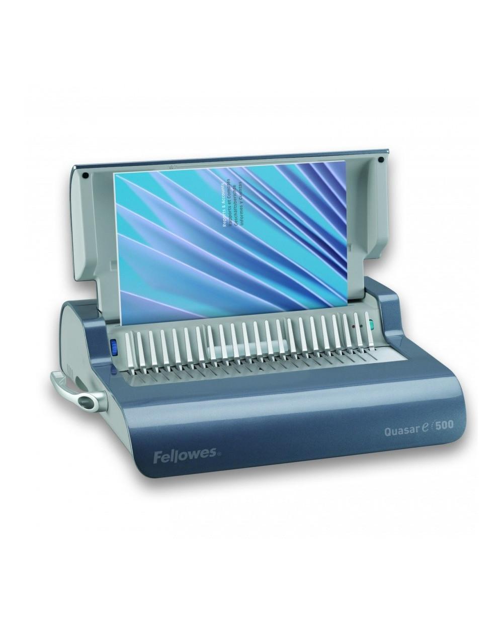 Подвързваща машина Fellowes Quasar - Е500