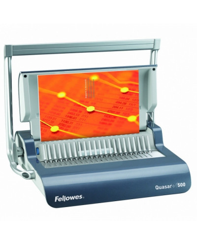 Подвързваща машина Fellowes Quasar+ 500