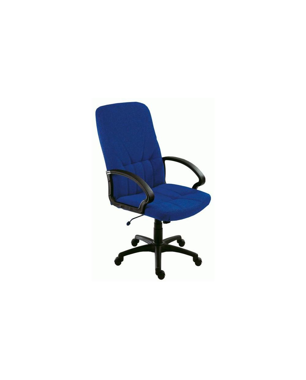 Офис стол Leganza - Черен